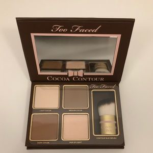 NWOT Too Faced Cocoa Contour Palette